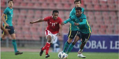 Shin Tae-yong Kecewa Timnas U-23 Indonesia Kalah dari Australia U-23