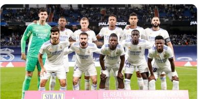 Hasil Babak I - Rajin Nyerang tapi Tumpul, Real Madrid Diimbangi Osasuna