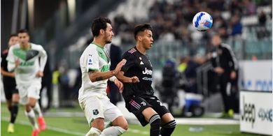 Hasil Liga Italia - Wonderkid Sudah Usaha Salto, Juventus Malah Kalah