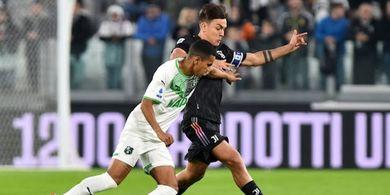 Nyerang Terus, Juventus Malah Tertinggal di Menit Terakhir Babak Pertama