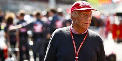 Mengenang Niki Lauda dari Lintasan Formula 1 hingga Pesawat Komersial