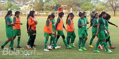 Timnas Putri Maladewa Sambut Laga Kontra Indonesia Tanpa Rasa Gentar