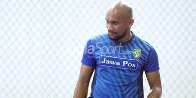 Curhat Haru Alfonsius Kelvan Usai Batal Dikontrak Persib Bandung