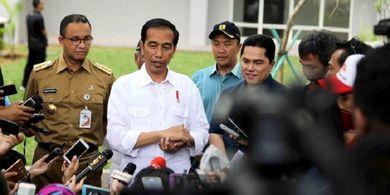 Wujud Kepedulian Presiden untuk Kemajuan Sepak Bola Indonesia