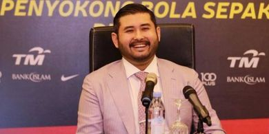 Presiden Federasi Sepak Bola Malaysia Tolong Bayi Berusia 48 Hari