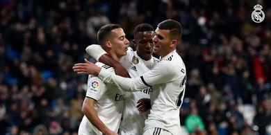 Cuci Gudang Real Madrid: 13 Pemain, Total Harga hingga Rp 7,6 Triliun