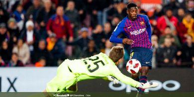 Liverpool Inginkan Ousmane Dembele, Barcelona Pasang Harga