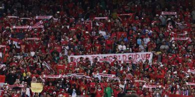 Keterangan KBRI Malaysia Perihal Kabar Adanya Suporter Timnas Indonesia yang Ditusuk