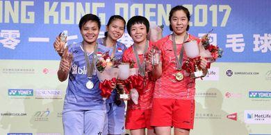 Olimpiade Tokyo 2020 - Head to Head Greysia/Apriyani vs Chen/Jia
