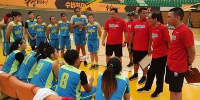 Seleksi Timnas Basket Putri untuk SEA Games 2019 Melibatkan 19 Pemain