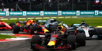 Berita F1 - Max Verstappen Punya Impian untuk Duet dengan Charles Leclerc