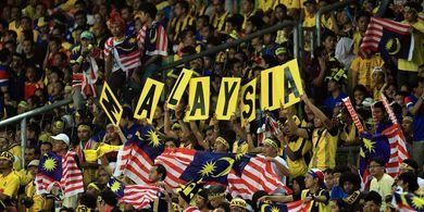 Laga Timnas Indonesia, PSSI Siapkan 3000 Tiket untuk Suporter Malaysia
