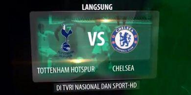 TVRI Siarkan Langsung Semifinal Piala Liga Inggris, Tottenham Vs Chelsea, Manchester City Vs Burton
