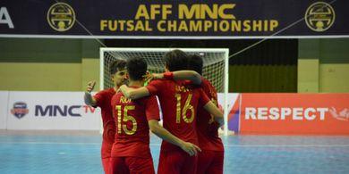 Pelatih Timnas Futsal Thailand Sanjung Performa Ardiansyah Runtuboy Cs