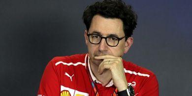 Bos Ferrari Berkomentar soal Isu Bergabungnya Max Verstappen ke Timnya
