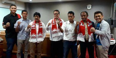 Kemenpora Nyatakan Dukungan untuk Liga BOLA-BLiSPI