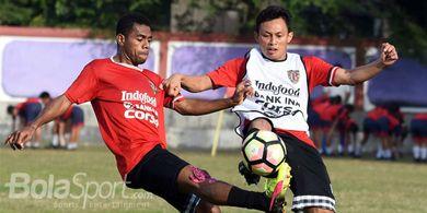 Satu Keinginan Bek Bali United Setelah Diincar Banyak Klub Liga 1