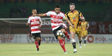 Dilepas Madura United, Persib Bakal Urus Naturalisasi Fabiano Beltrame