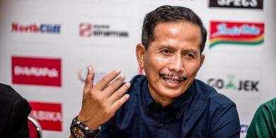 BREAKING NEWS - Barito Putera Resmi Kontrak Djadjang Nurdjaman