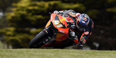 Brad Binder Jadi Pembalap MotoGP untuk Tim Yamaha Tech3