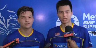 SEA Games 2019 - Skuad Ganda Putra Malaysia Jadi Ancaman Indonesia