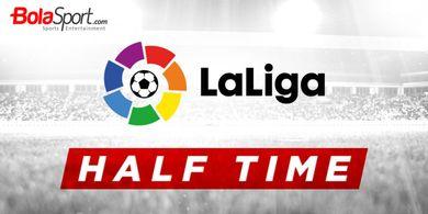 Hasil Babak I - Real Madrid Tertidur, Celta Vigo Cetak Gol via Fyodor Smolov