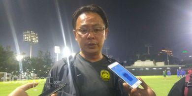 Pelatih Malaysia Jagokan Timnas U-22 Indonesia di Piala AFF U-22