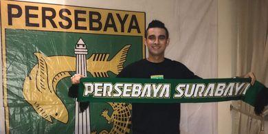 Otavio Dutra Berharap Bisa Bela Timnas Indonesia di Laga Kontra Malaysia