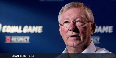 Permen Karet Bekas Sir Alex Ferguson Terjual, Lebih Mahal daripada Gaji Alexis Sanchez