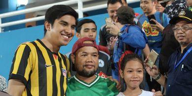 Menpora Malaysia Diminta Jangan Hanya Minta Maaf Lewat Media Sosial Saja