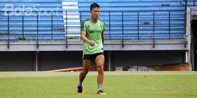 Dapat Kesempatan Perkuat Timnas Indonesia, Arthur Irawan Bawa Misi dari PSS Sleman