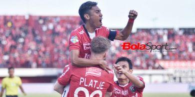 Bali United Menangi Laga Perdana di Liga 1 2019, Fadil Sausu Beri Pesan ke Fan