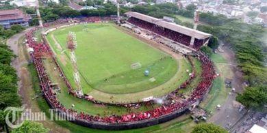 Stadion Andi Mattallata Akan Dipasang Kursi Khusus Anak Yatim