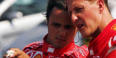 Felipe Massa: Binotto Orang yang Tepat Gantikan Arrivabene di Ferrari