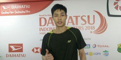 Indonesia Open 2019 - Ada Persembahan Khusus di Balik Kemenangan Chou Tien Chen atas Lin Dan