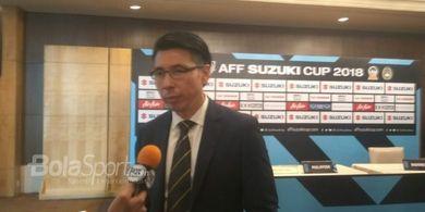 Kualifikasi Piala Dunia 2022, Pelatih Malaysia Sebut Satu Keuntungan Jumpa Indonesia