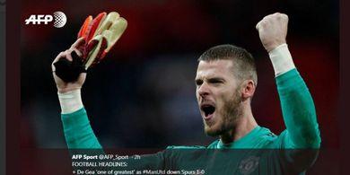 Jadwal Live TV 19 Januari 2019, Manchester United Buru Kemenangan Keenam Beruntun