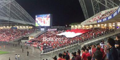 Imbauan PSSI untuk Suporter Timnas Indonesia yang Bertandang ke Malaysia