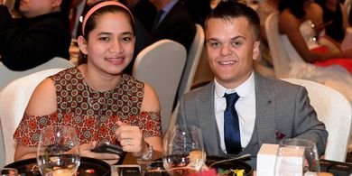 Leani Ratri Oktila Gembira Pertahankan Titel Player of The Year