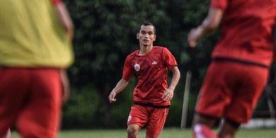 Bali United Hadapi Persija, Michael Orah Siap Redam Riko Simanjuntak