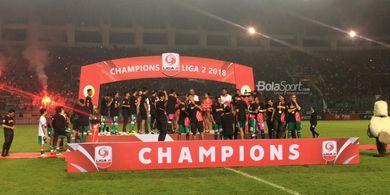 Heboh, PSS Sleman Dibantu Vigit Waluyo Raih Kemenangan di Liga 2 2018