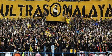Timnas Indonesia Siap Hadapi Teror Suporter Malaysia, Ultras Malaya
