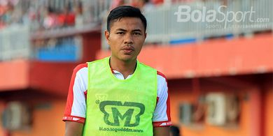 Asep Berlian Ingin Maksimalkan Kesempatan TC Bersama Timnas Indonesia