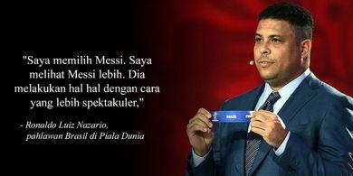 Ronaldo, Rivaldo, dan Sejumlah Bintang Masa Lalu akan Main di Malaysia