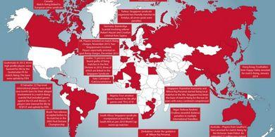 Sepak Bola Indonesia Under Attack, akankah Cinta Terus Bertepuk Sebelah Tangan