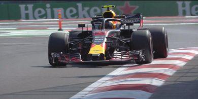 Berita F1 - Performa Sebastian Vettel Dianggap Verstappen Biasa Saja