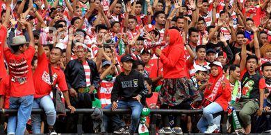 Madura United Umumkan Info Tiket Laga Kontra Semen Padang FC