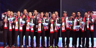 Hasil Undian Piala Thomas dan Uber 2020 - Indonesia Bertemu Malaysia
