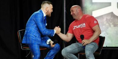 Presiden UFC Akui Conor McGregor Petarung Pertama yang Jadi Bintang Dunia