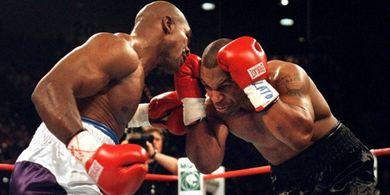 Gokil Abis! Ini 3 KO Mengerikan Sepanjang Karier Mike Tyson